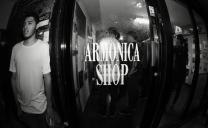 «Documentando Skateboarding» Armónica Shop, Panamá.