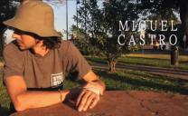 Miguel Castro video parte / por Francisco Saco.