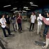 Vans contest #Grabatutruco en PLX Skate Plaza.