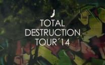 Black Revolver Total Destruction Tour.