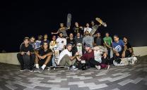 Documentando Skateboarding Vagabond & Solowood Panamá 2015.