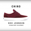 SUPRA Chino: Boo Johnson Signature Colorway.