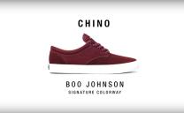 SUPRA Chino: Boo Johnson Signature Colorway.