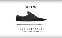 SUPRA Chino: Dee Ostrander Signature Colorway.