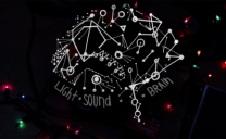EVAN SMITH'S «LIGHT.SOUND.BRAIN» PART 3: BRAIN