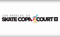 Skate Copa Court /// Los Angeles.
