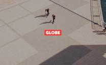 Globe in Seattle con Mark Appleyard y Sammy Montano.