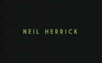 Neil Herrick «Vanish» video.