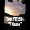 """""""VXiando"""" Panamá Tour por Esteban Quesada."""