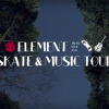 Element in Japan – Skate and Music Tour.