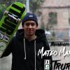 Mateo Martínez en TRUR Skateboards.