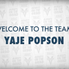 Yaje Popson en Venture / Welcome to the Team.