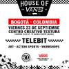 House Of Vans llega a Bogotá.