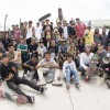 Celebración del Go Skateboarding Day / Centro Cívico por La Paz, Guararí Heredia.