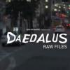 Daedalus Raw Files