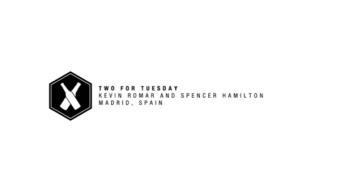 SUPRA Two For Tuesday / Spencer Hamilton & Kevin Romar en Madrid.