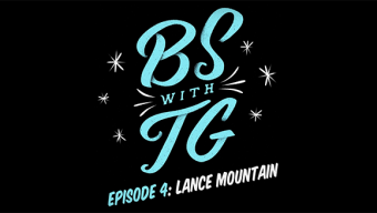 BS With TG : Lance Mountain.
