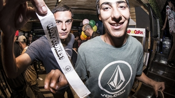 Holy Stokes! Costa Rica premiere & Demo del Team Volcom Latinoamérica / Galería 24.