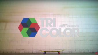 New Balance   Tricolor