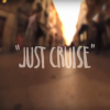 """Just Cruise"" Magenta Skateboards"