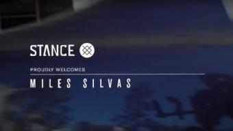 Miles Silvas para Stance.