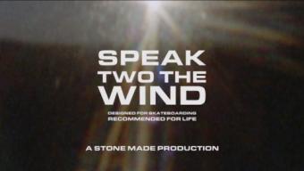 Speak Two The Wind – Motorcycling + Skateboarding.