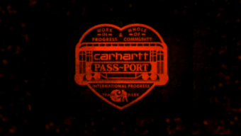 «KISS ME IN THE NT» – CARHARTT WIP & PASS~PORT colabo.
