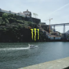 Monster Energy en Portugal.