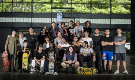 Súper Deportes Skate Jam Panamá.