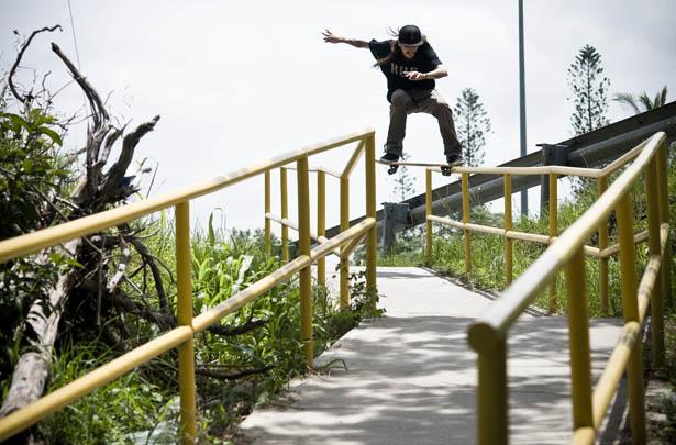 Alonso Garro noseslide copy