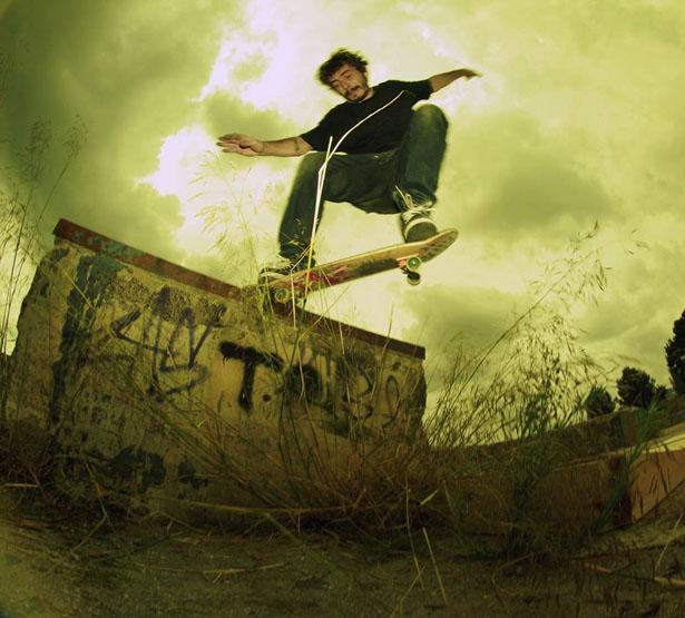 Javier sw crooks foto Tino Arena