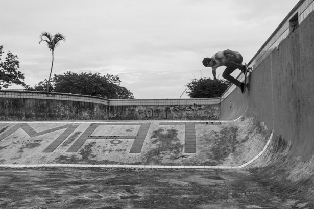 Chris Wallride San Rafa