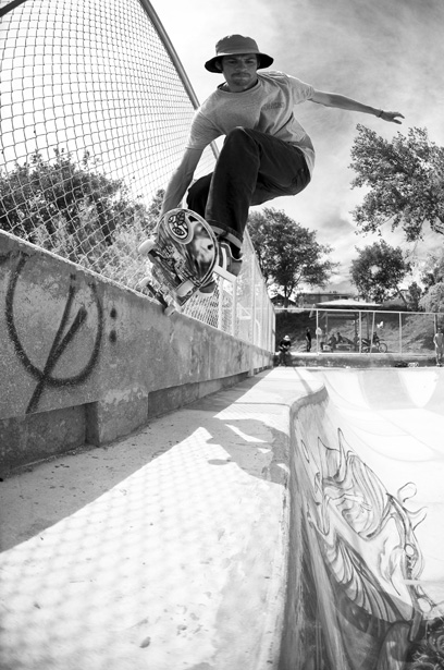 Miguel 5050 into Vagabond nota copy