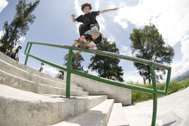 Roy Acosta fs feeble copy