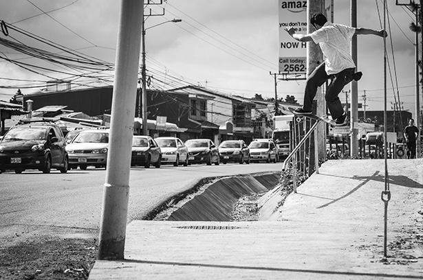 Sammy Montano_fs boardslide up_Olman Torres